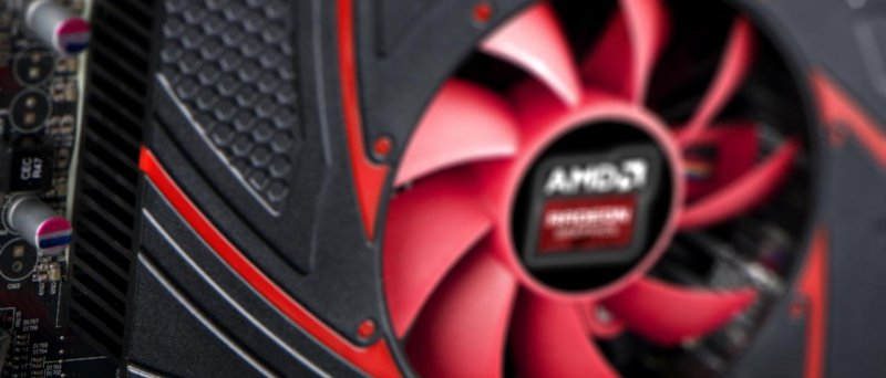 AMD Radeon R7 260 bokeh