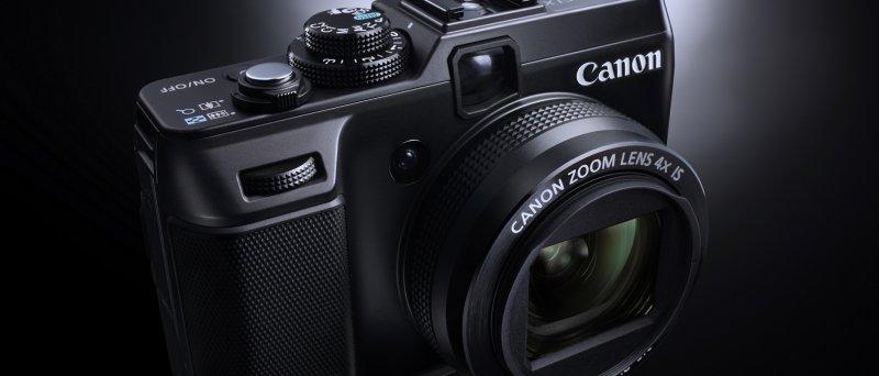Canon PowerShot G1 X black