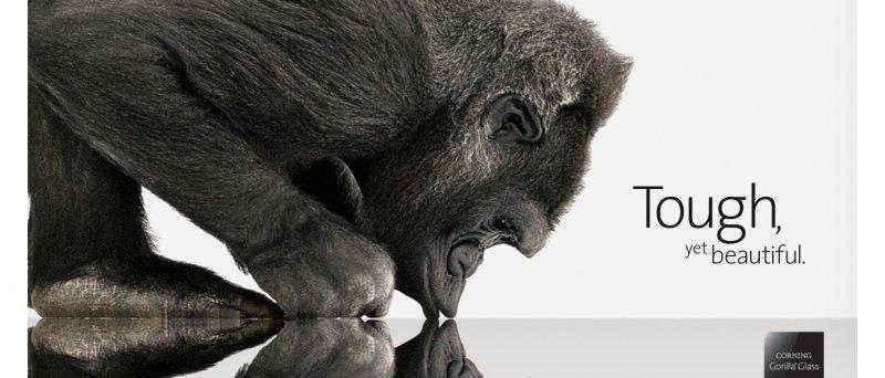 Corning Gorilla Glass logo