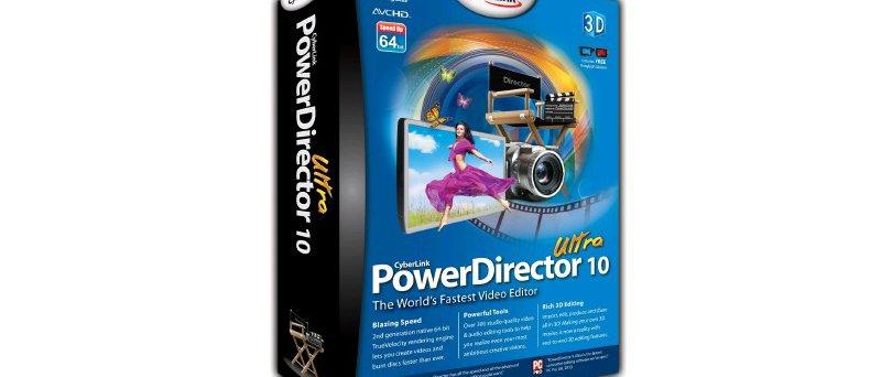 CyberLink PowerDirector 10