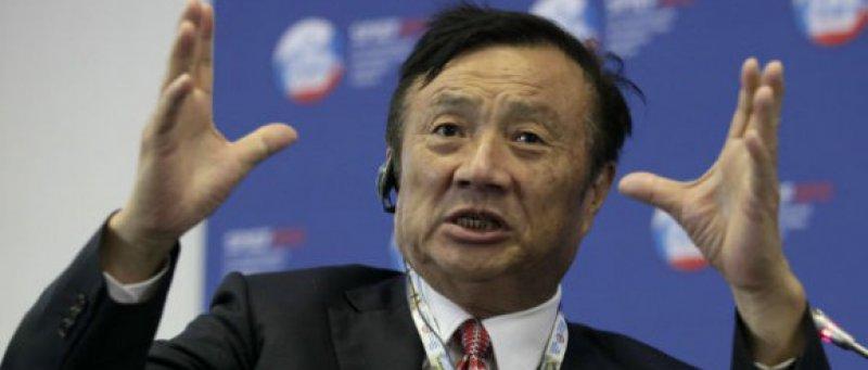 Huawei CEO Ren Zhengfei