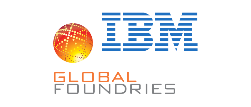 IBM GlobalFoundries logo