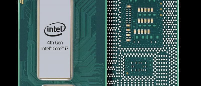 Intel Haswell BGA