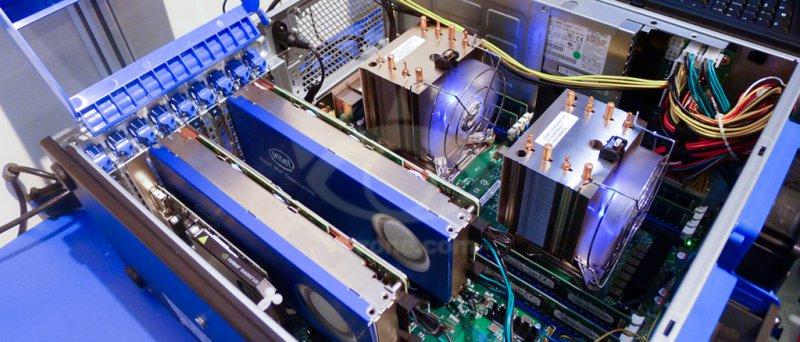Intel Xeon Phi system