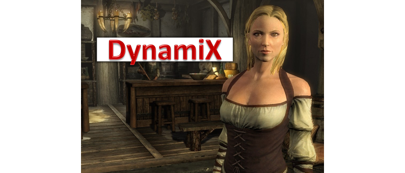Lucid Dynamix pro Skyrim
