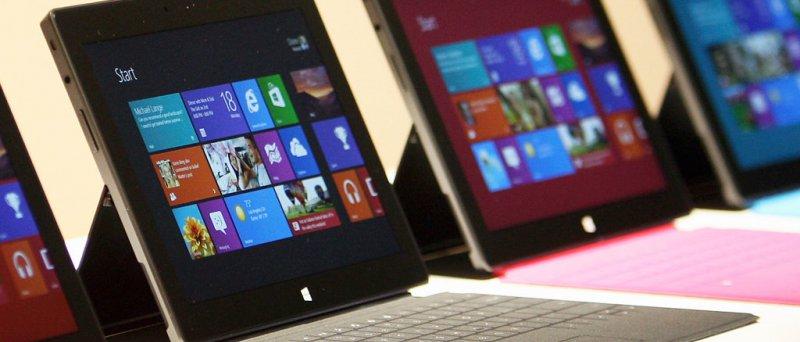 Microsoft Surface řada s DOF