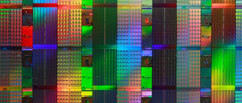 nand flash wafer
