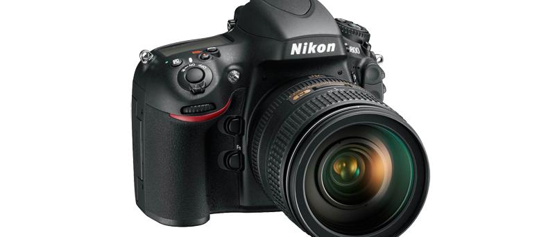 Nikon D800 izo