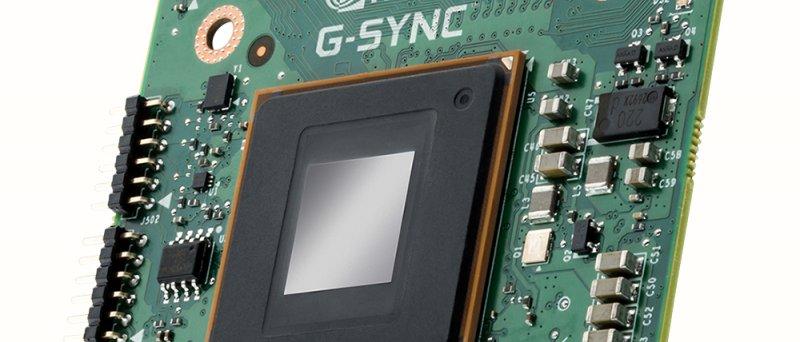 Nvidia G-Sync modul