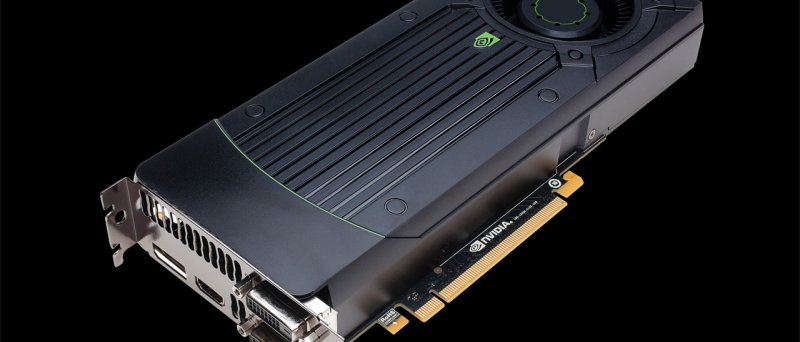 Nvidia GeForce GTX 670 black