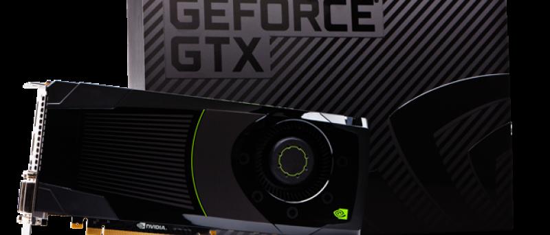 Nvidia GeForce GTX 680 box