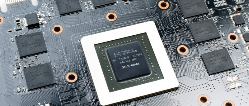 Nvidia GK104 GeForce GTX 680