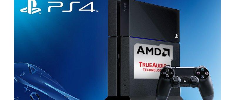 PlayStation 4 TrueAudio