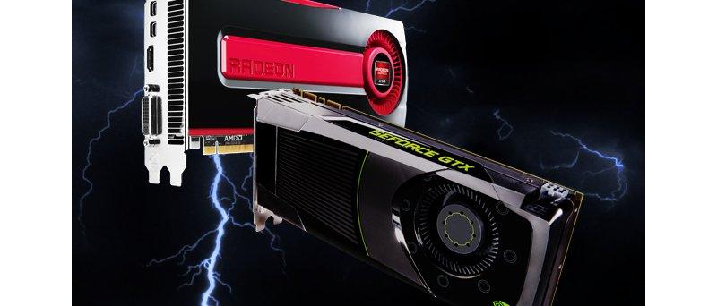 AMD Radeon HD 7970 Nvidia GeForce GTX 680 blesky