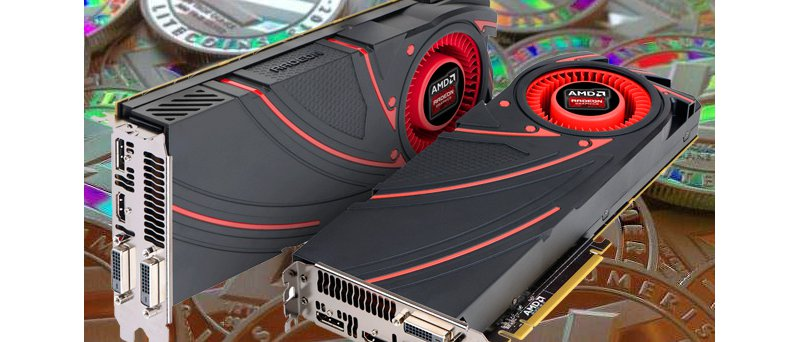 Radeon R9 290 R9 290X litecoin
