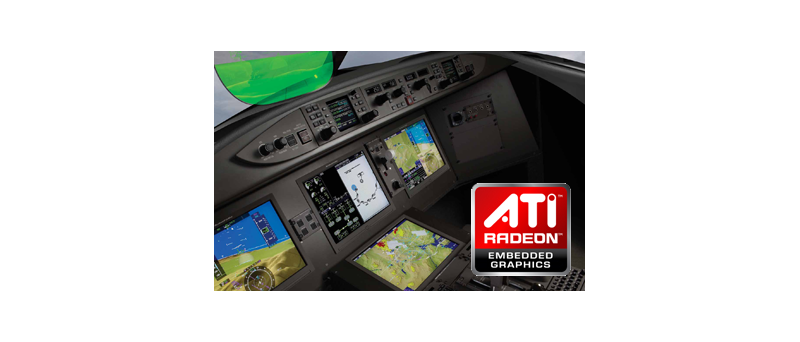 Rockwell Collins Pro Line Fusion s ATI Radeon Embedded