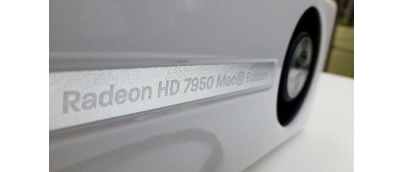 Sapphire Radeon HD 7950 Mac Edition Cebit 2013 PCGH 2