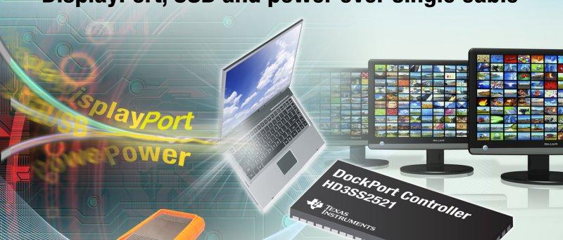 Texas Instruments DockPort Controller