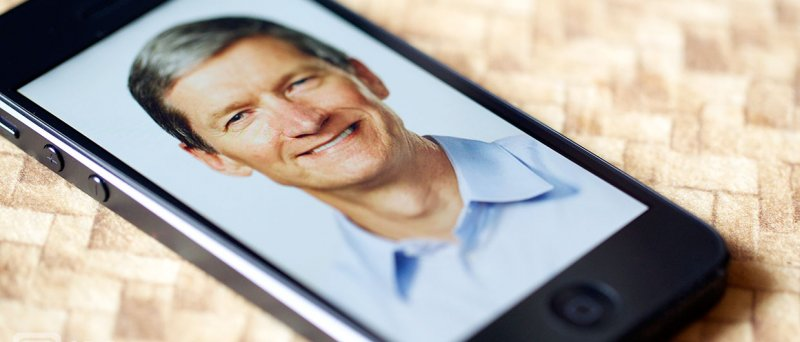 Tim Cook on iPhone