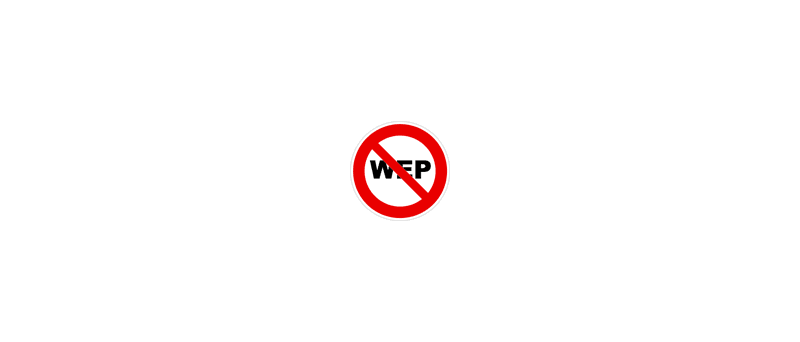 No WEP