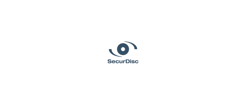 SecurDisc logo