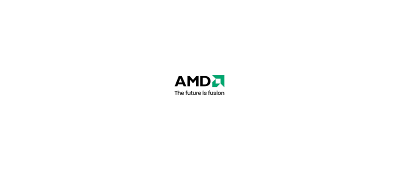 AMD The future is fusion logo
