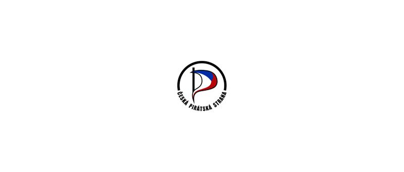 Česká Pirátská Strana logo