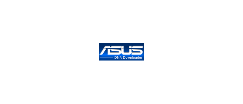 ASUS DNA Downloader logo