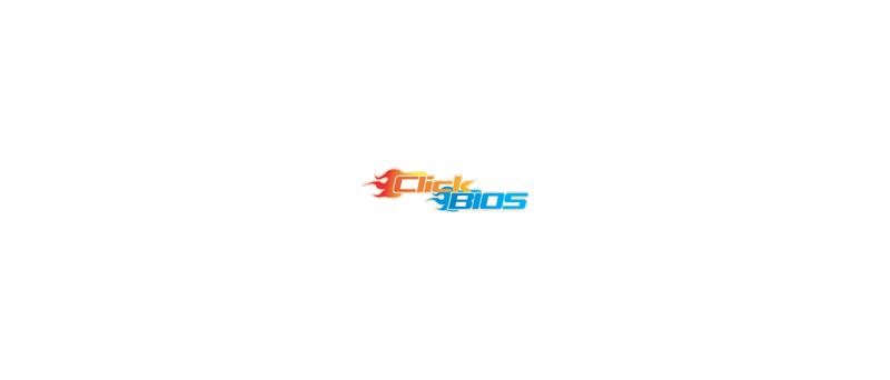 EFI ClickBIOS