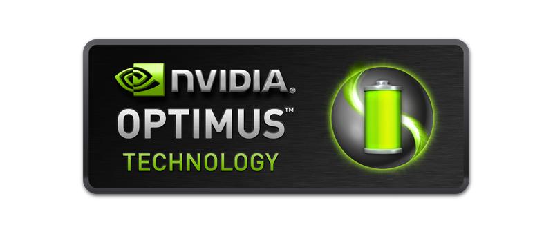 Nvidia Optimus logo