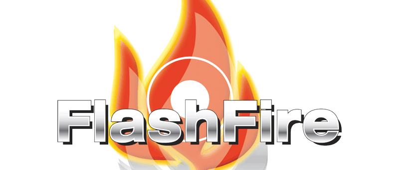 FlashFire logo