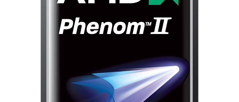 AMD Phenom II X6 logo