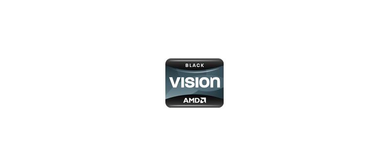 AMD Vision Black logo