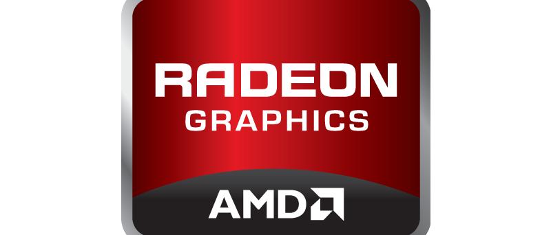 AMD Radeon Graphics logo