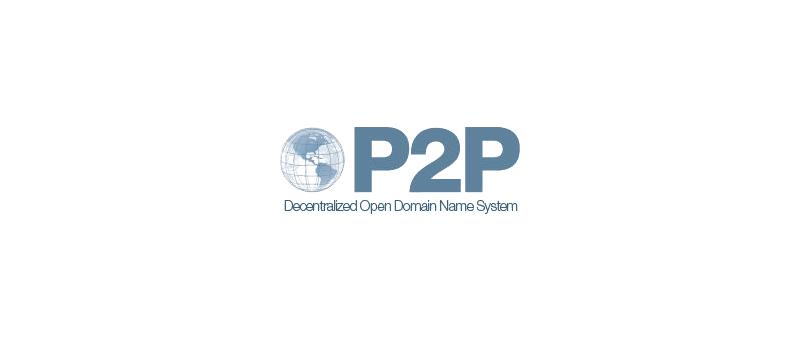 .P2P Decentralized Open DNS