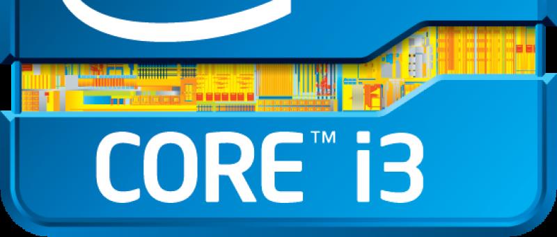 Intel Core i3 logo (2000 series)