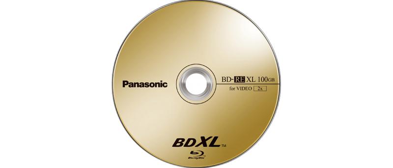 Panasonic LM-BE100J - BD-RE XL 100GB disk (BXDL)