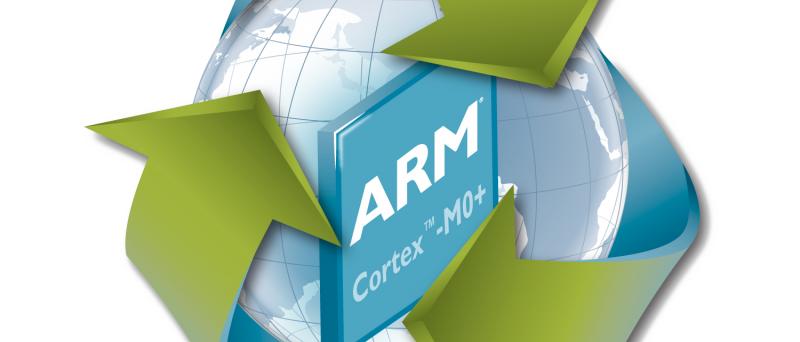 ARM Cortex-M0+ logo