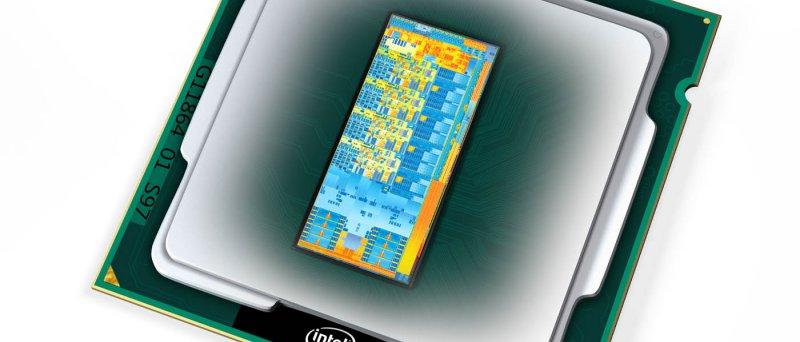 Intel Core i7 Desktop Processor Ivy Bridge (ilustrační obrázek)
