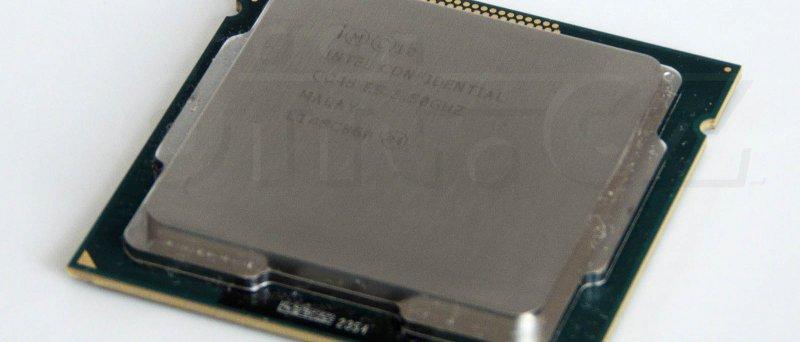 Intel Core i7-3770K Engineering Sample (Ivy Bridge)