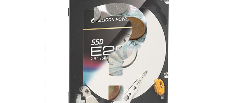 Co je levnější? SSD, nebo HDD?