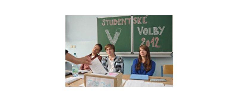 Studentské volby 2012
