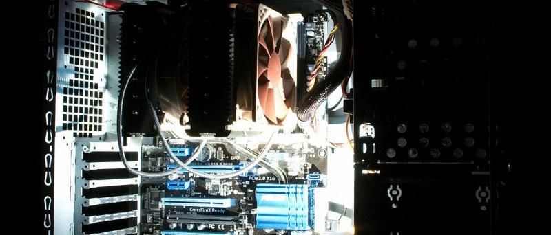 Testovací PC - AMD Llano