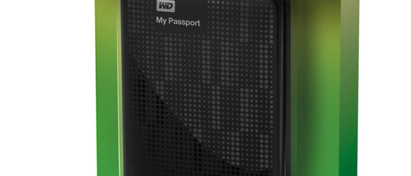 WDBHEZ5000 - WD My Passport Enterprise