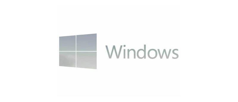 Windows 8 logo nové