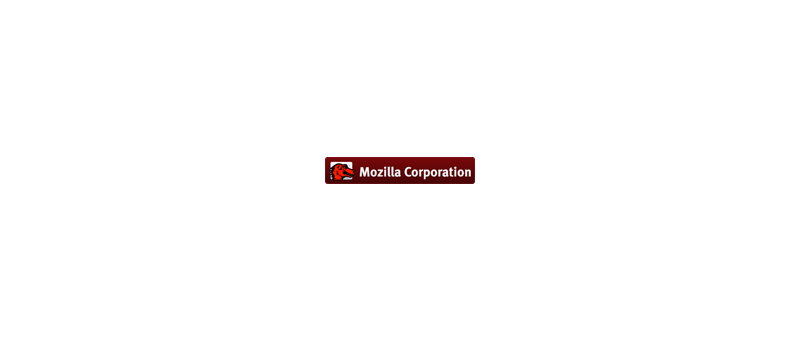 Mozilla Corporation logo
