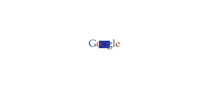 """""""Google EU logo"""""""