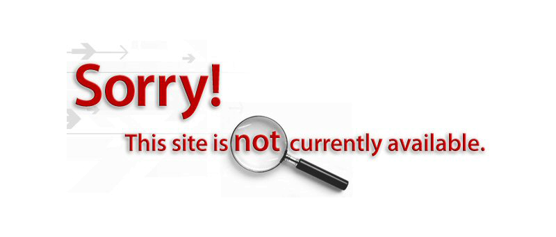 Sorry! This site is note currently available.