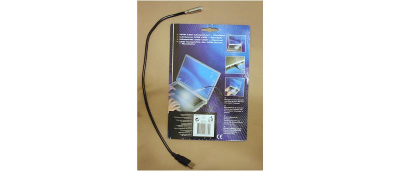 Obr: Lampička k notebooku  praktická věc, či nesmysl?