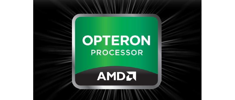 AMD Opteron logo